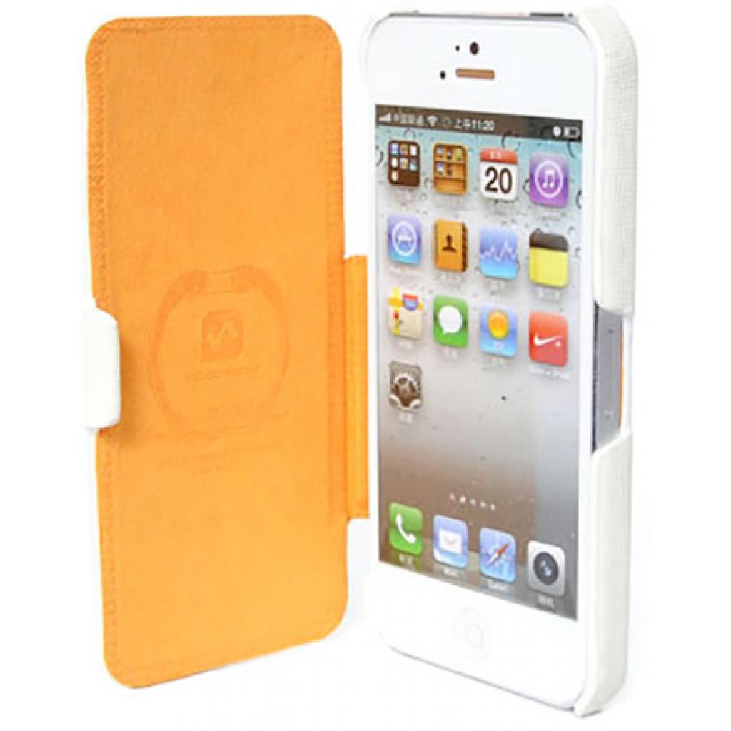 Чехол для моб. телефона HOCO для iPhone 5 /Baron (HI-L014 White) изображение 4