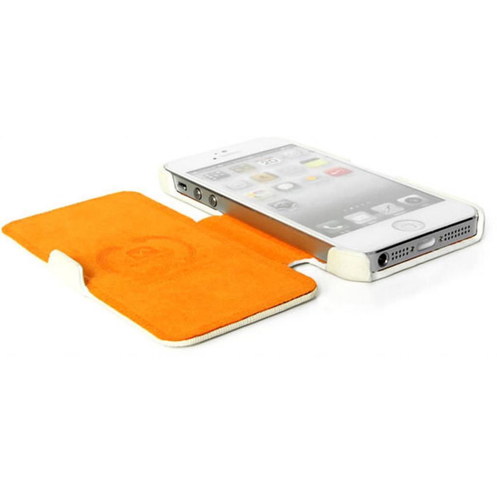 Чехол для моб. телефона HOCO для iPhone 5 /Baron (HI-L014 White) изображение 5