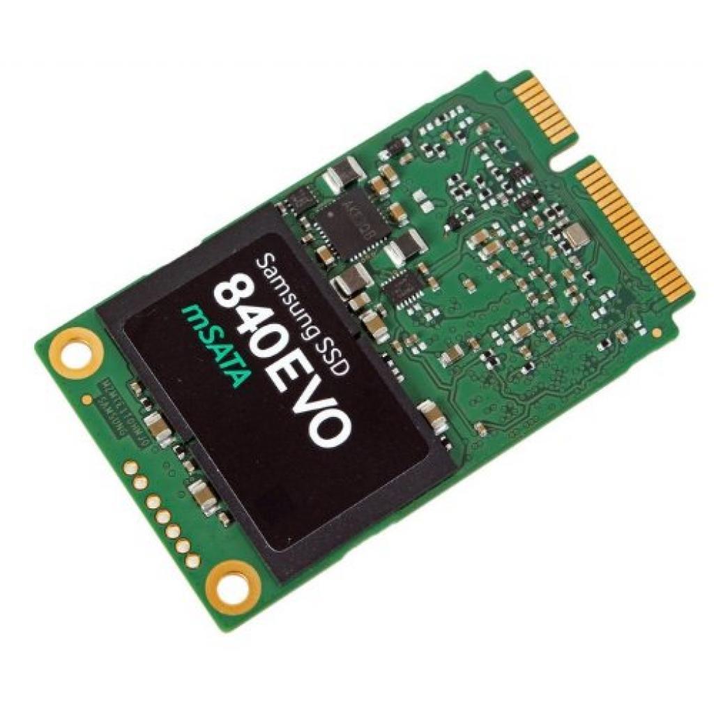 Накопитель SSD mSATA 120GB Samsung (MZ-MTE120BW) изображение 2