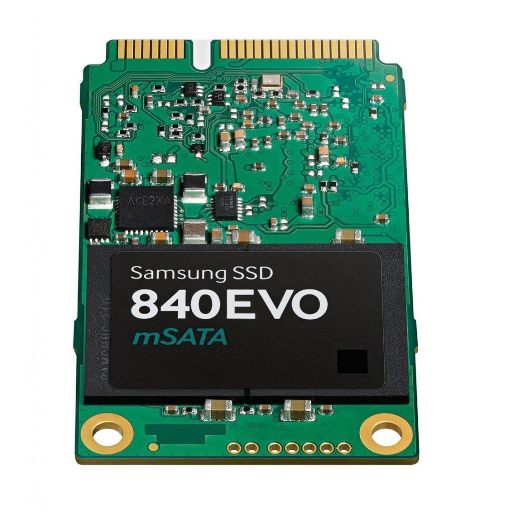 Накопитель SSD mSATA 120GB Samsung (MZ-MTE120BW) изображение 4