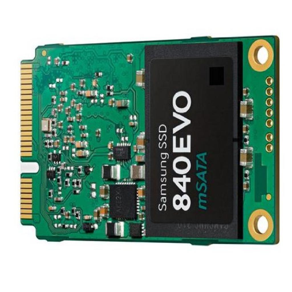 Накопитель SSD mSATA 120GB Samsung (MZ-MTE120BW)