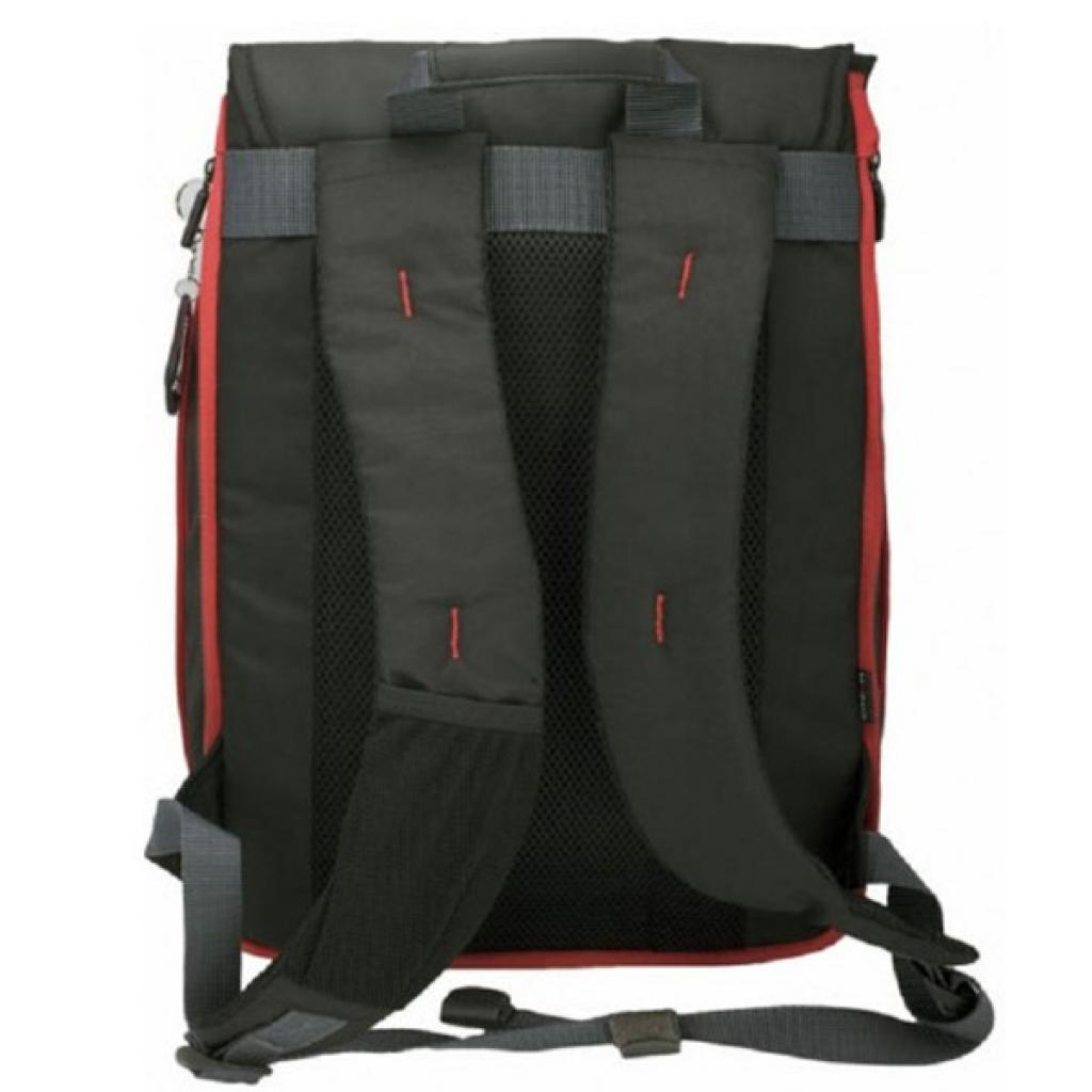 Рюкзак для ноутбука Crown 15.6 Harmony black and red (BPH3315BR) изображение 4
