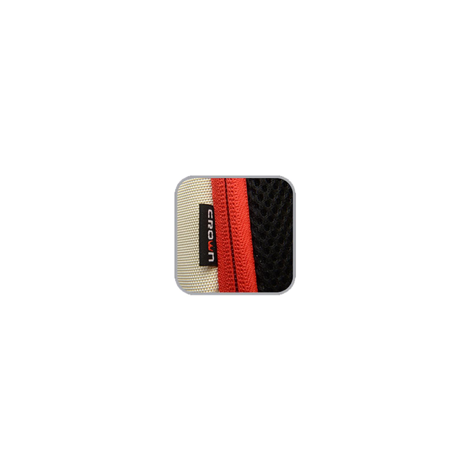 Рюкзак для ноутбука Crown 15.6 Harmony black and red (BPH3315BR) изображение 5