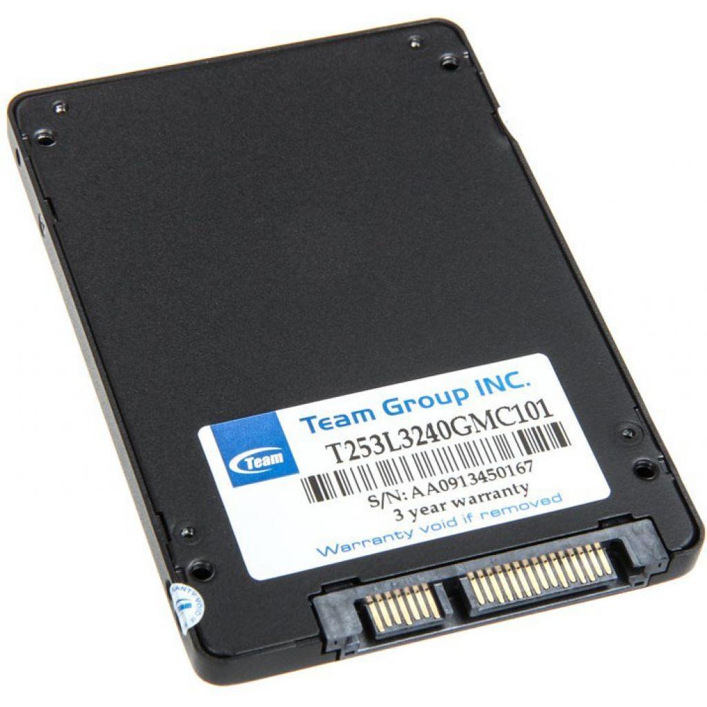 "Накопитель SSD 2.5"" 240GB Team (T253L3240GMC101) изображение 3"