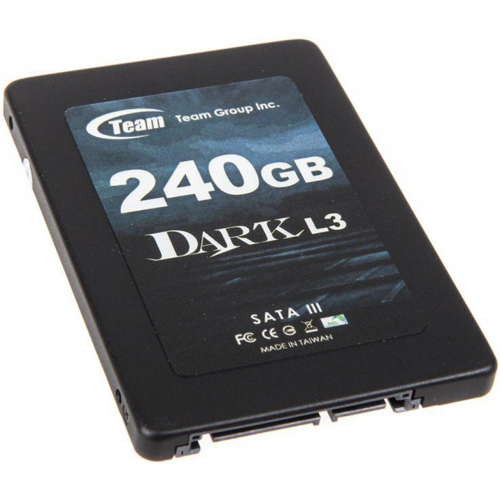 """Накопитель SSD 2.5"""" 240GB Team (T253L3240GMC101)"""