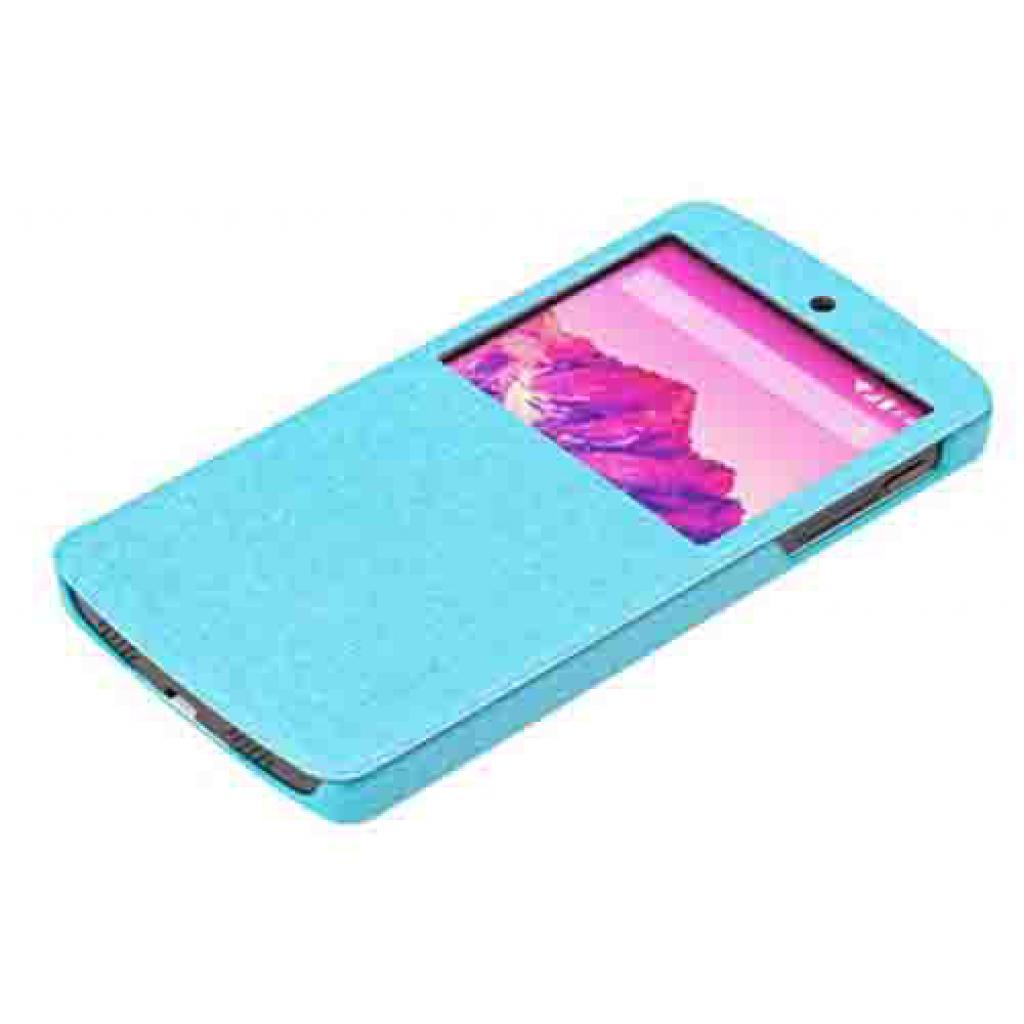 Чехол для моб. телефона Rock Nexus 5 Excel series blue (nexus 5-58860)