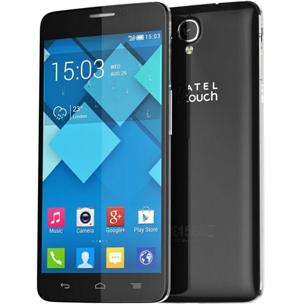 Мобильный телефон ALCATEL ONETOUCH 6043D (Idol X+) Bluish Black (4894461099132) изображение 2