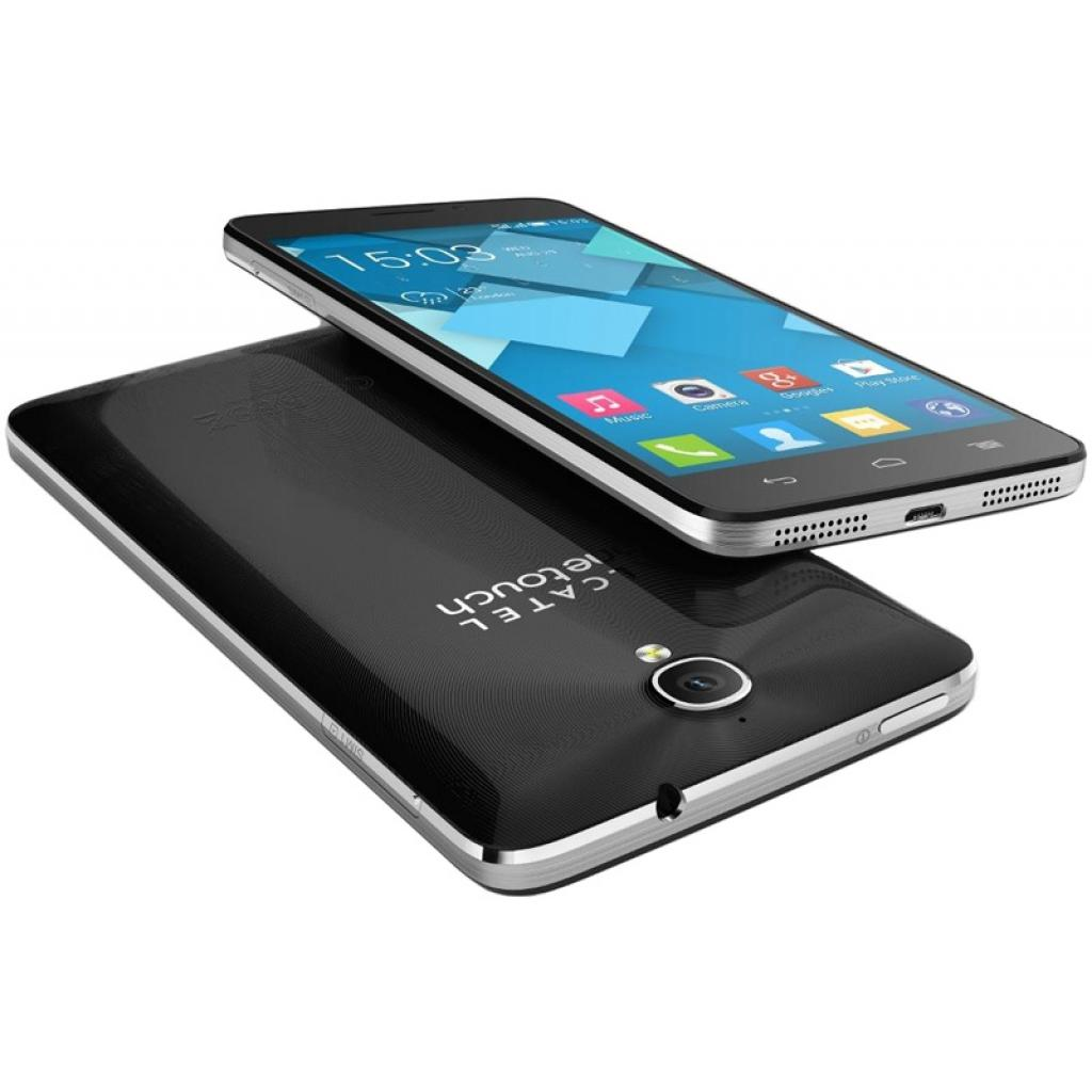 Мобильный телефон ALCATEL ONETOUCH 6043D (Idol X+) Bluish Black (4894461099132) изображение 3