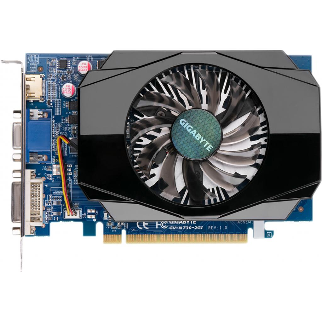 Видеокарта GeForce GT730 2048Mb GIGABYTE (GV-N730-2GI) изображение 2