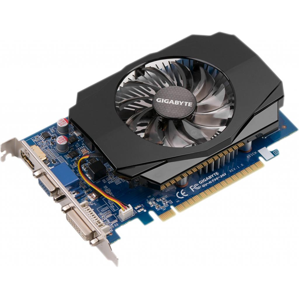 Видеокарта GeForce GT730 2048Mb GIGABYTE (GV-N730-2GI) изображение 4