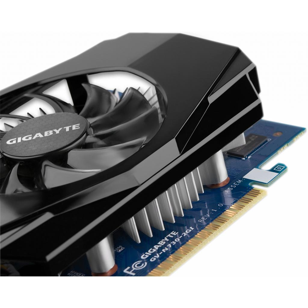 Видеокарта GeForce GT730 2048Mb GIGABYTE (GV-N730-2GI) изображение 7
