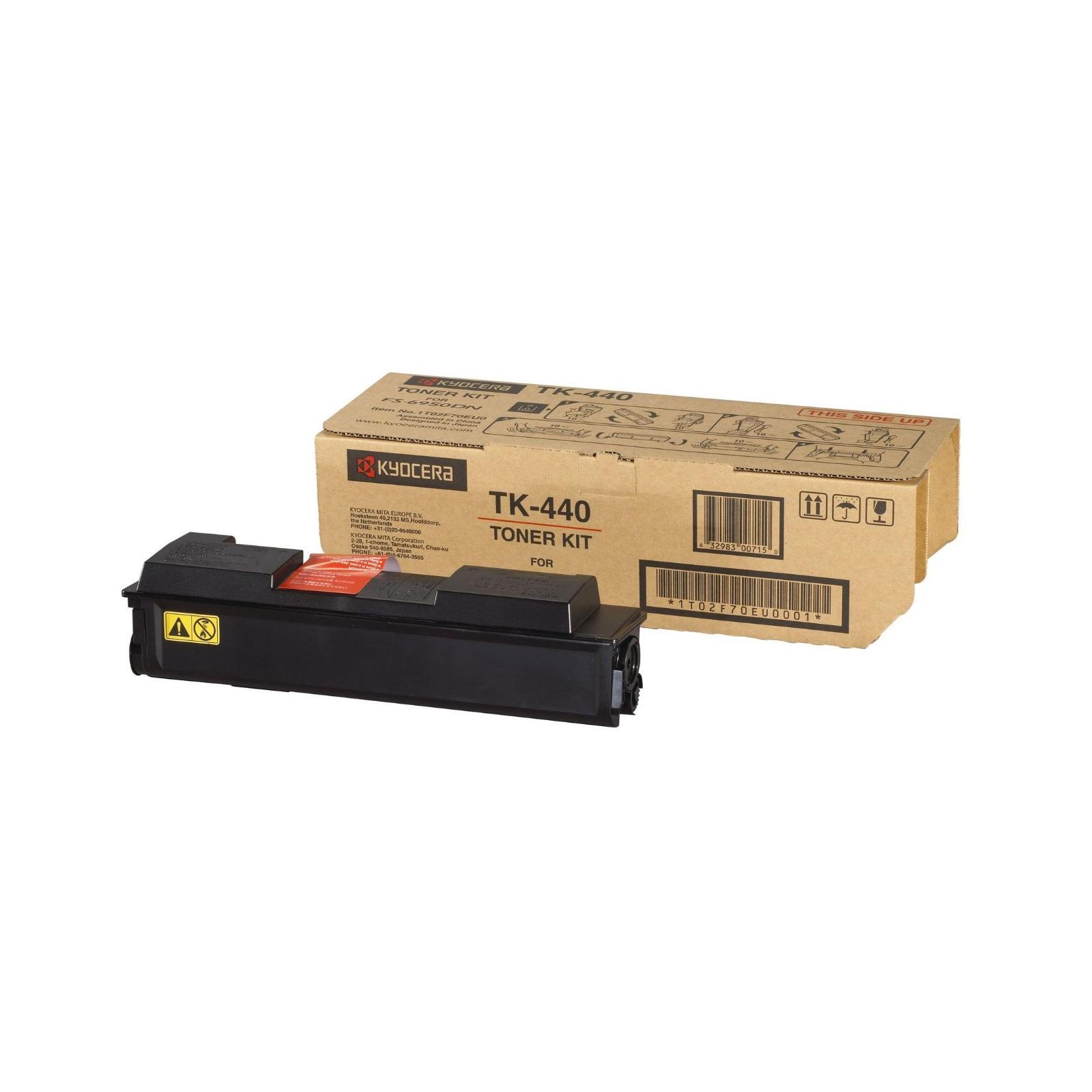 Тонер-картридж Kyocera TK-440, Для FS-6950 (1T02F70EU0)