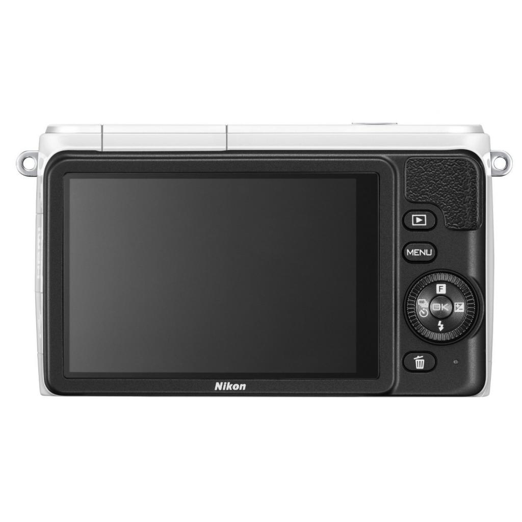 Цифровой фотоаппарат Nikon 1 S2 + 11-27.5mm White (VVA222K001) изображение 4
