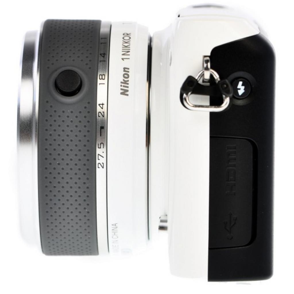 Цифровой фотоаппарат Nikon 1 S2 + 11-27.5mm White (VVA222K001) изображение 5