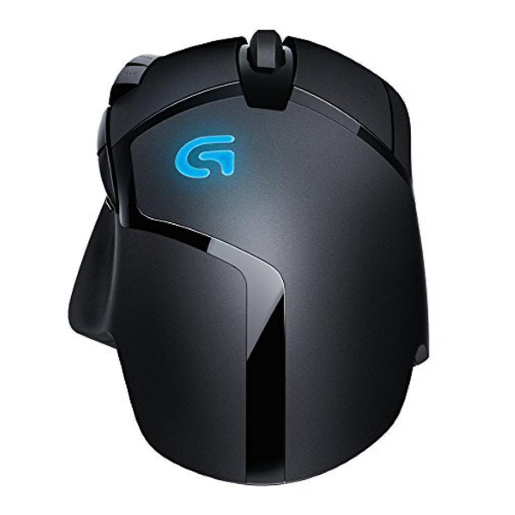 Мышка Logitech G402 Hyperion Fury (910-004067) изображение 2