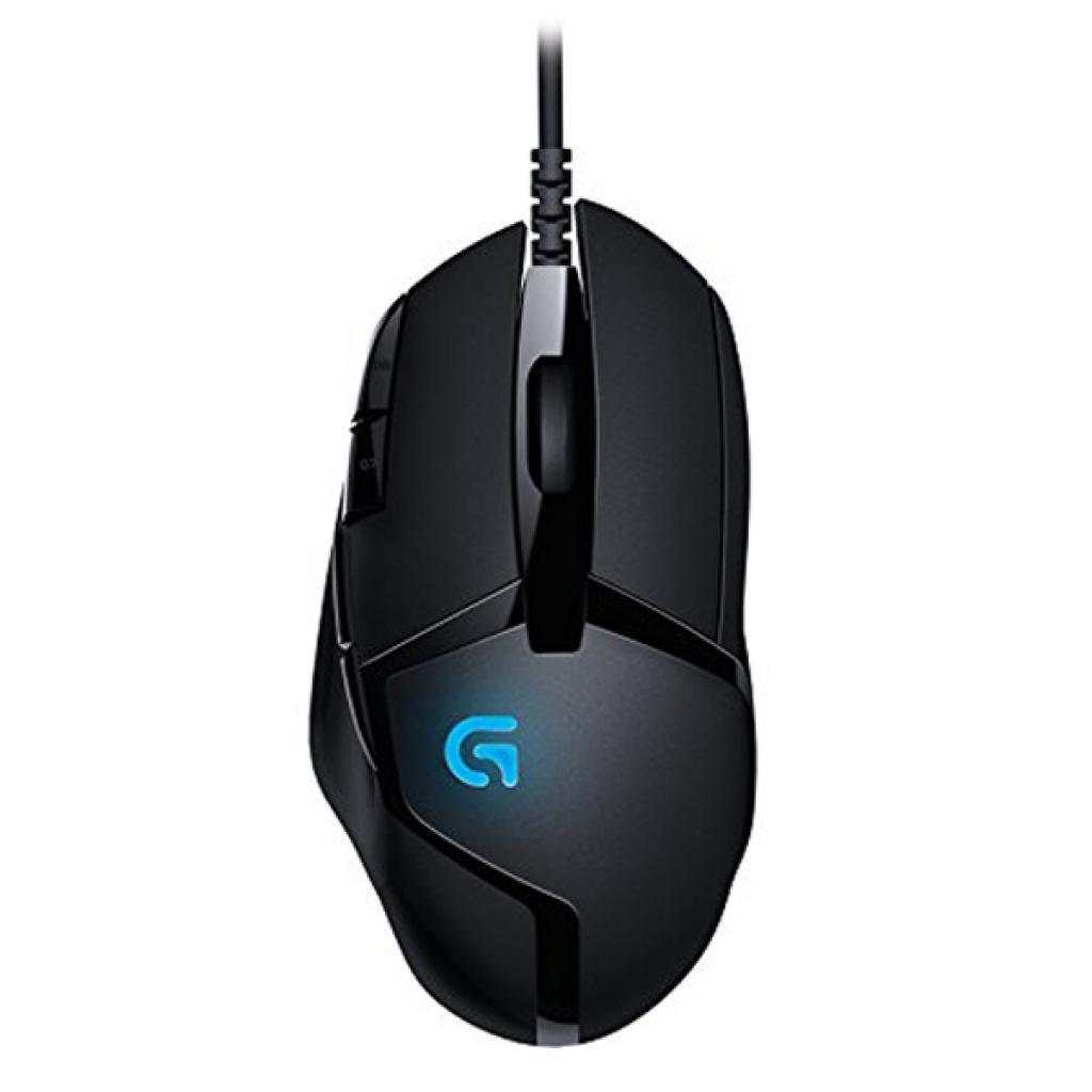 Мышка Logitech G402 Hyperion Fury (910-004067) изображение 5