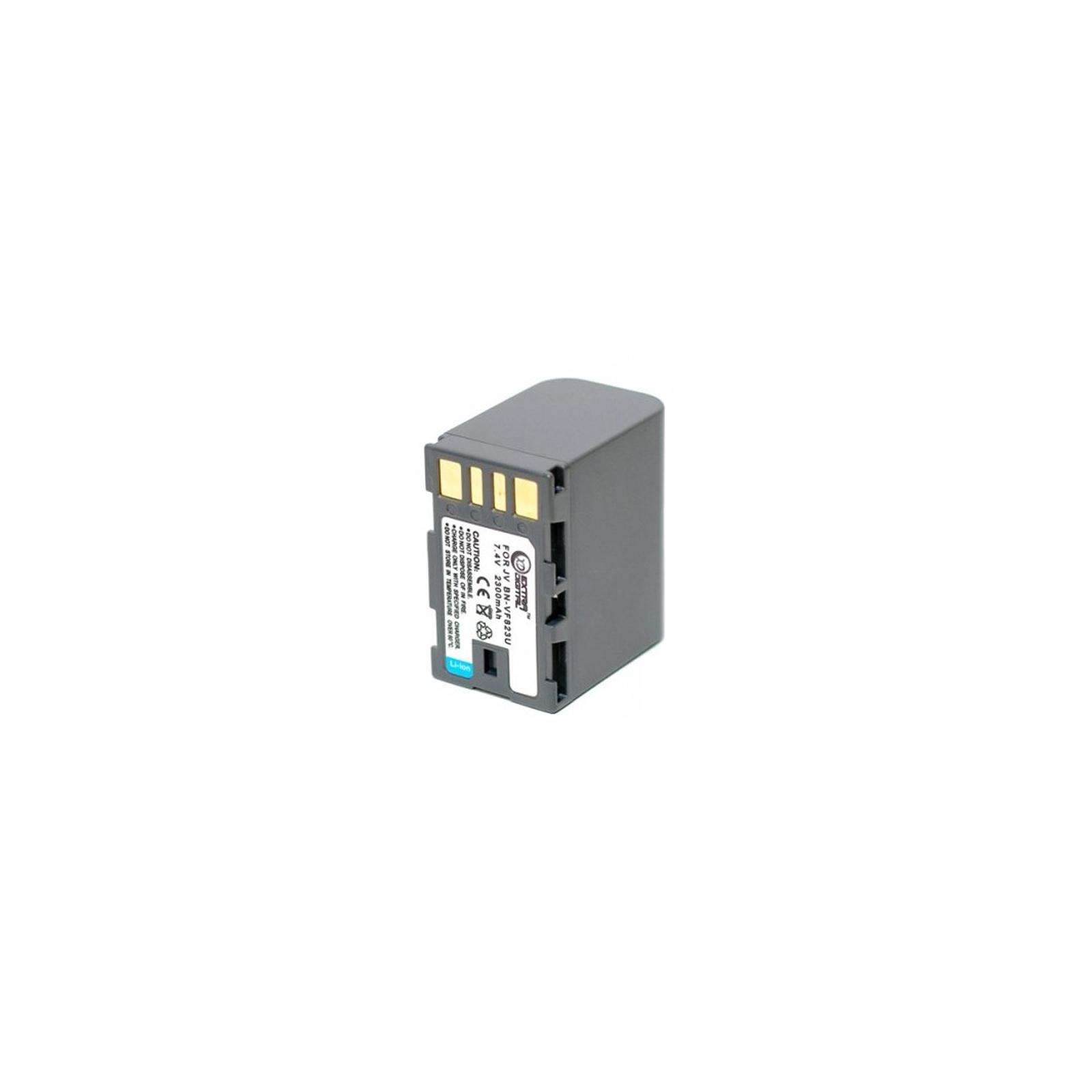 Аккумулятор к фото/видео EXTRADIGITAL JVC BN-VF823 (BDJ2491) изображение 2