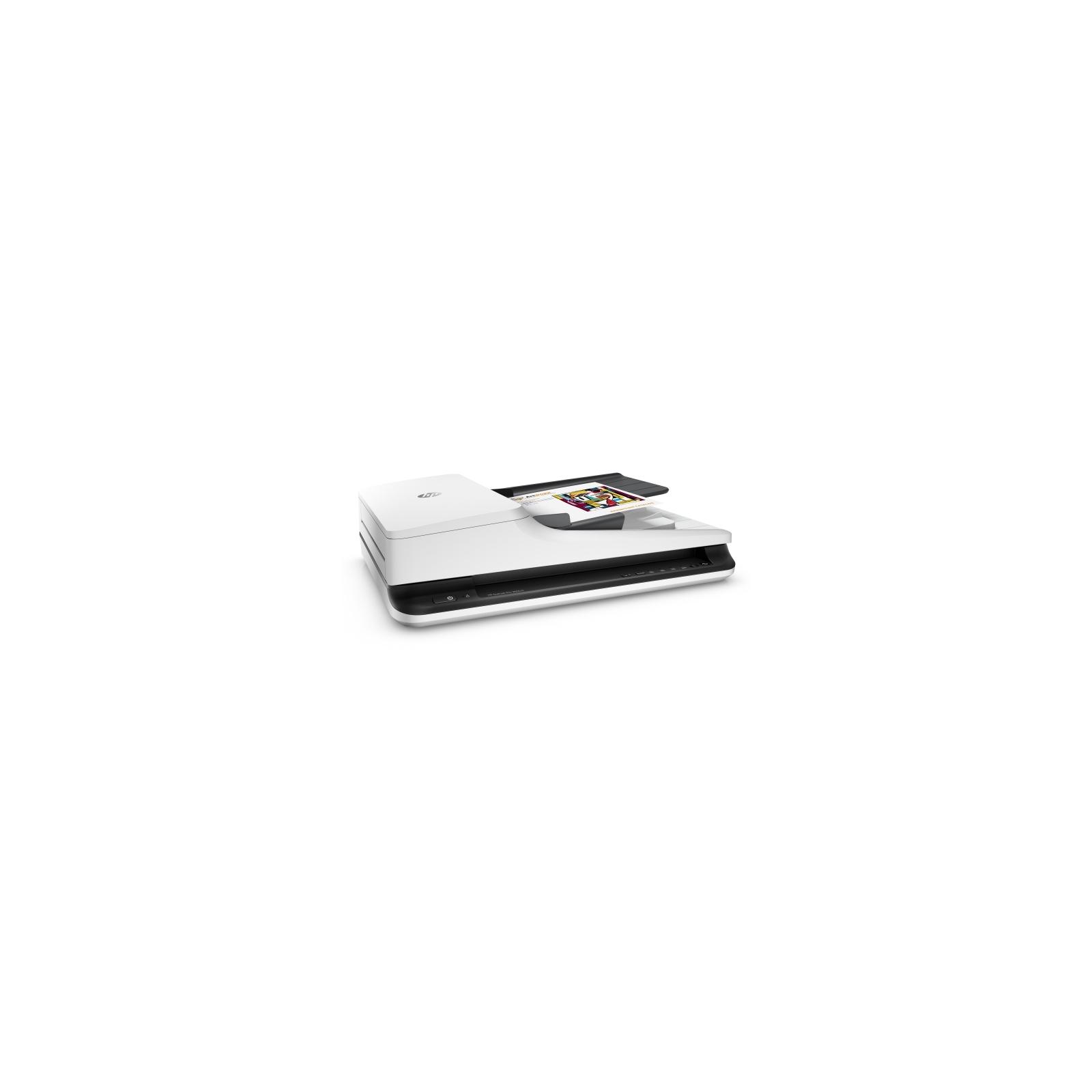Сканер HP Scan Jet Pro 2500 f1 (L2747A) изображение 3