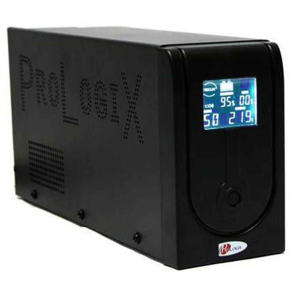 Источник бесперебойного питания PrologiX Standart 1500 LCD+USB