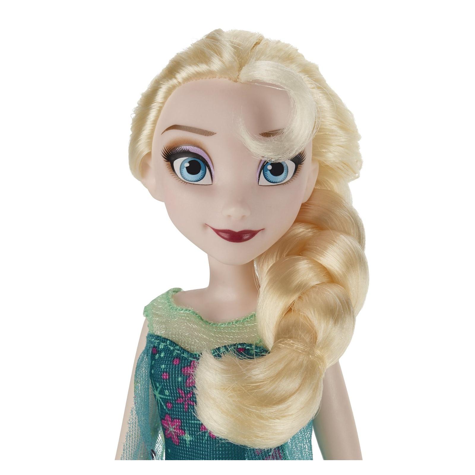 Кукла Hasbro Холодное Сердце Эльза (B5164_B5165) изображение 4