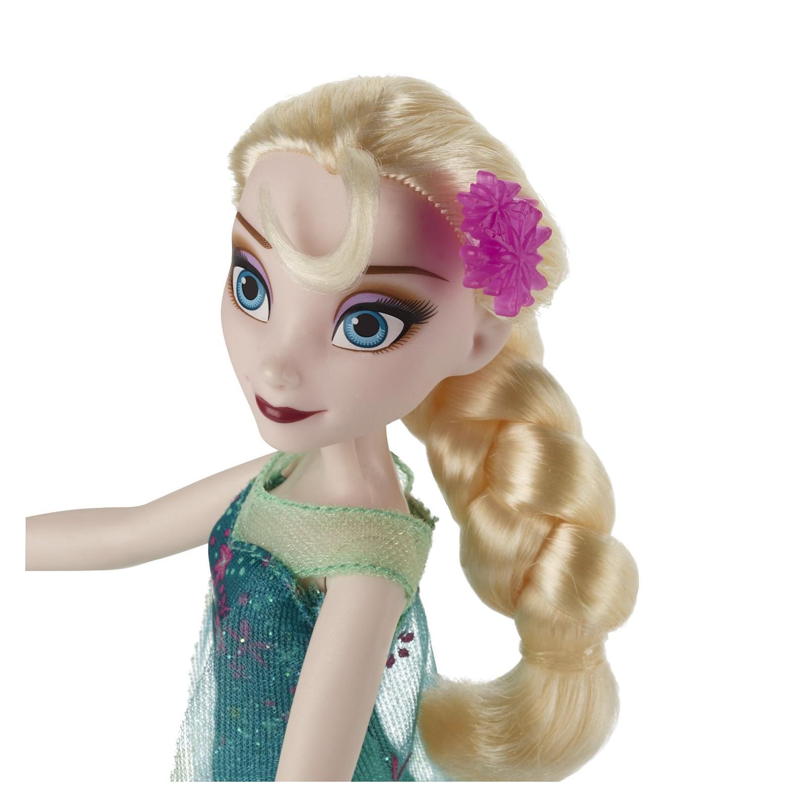 Кукла Hasbro Холодное Сердце Эльза (B5164_B5165) изображение 5