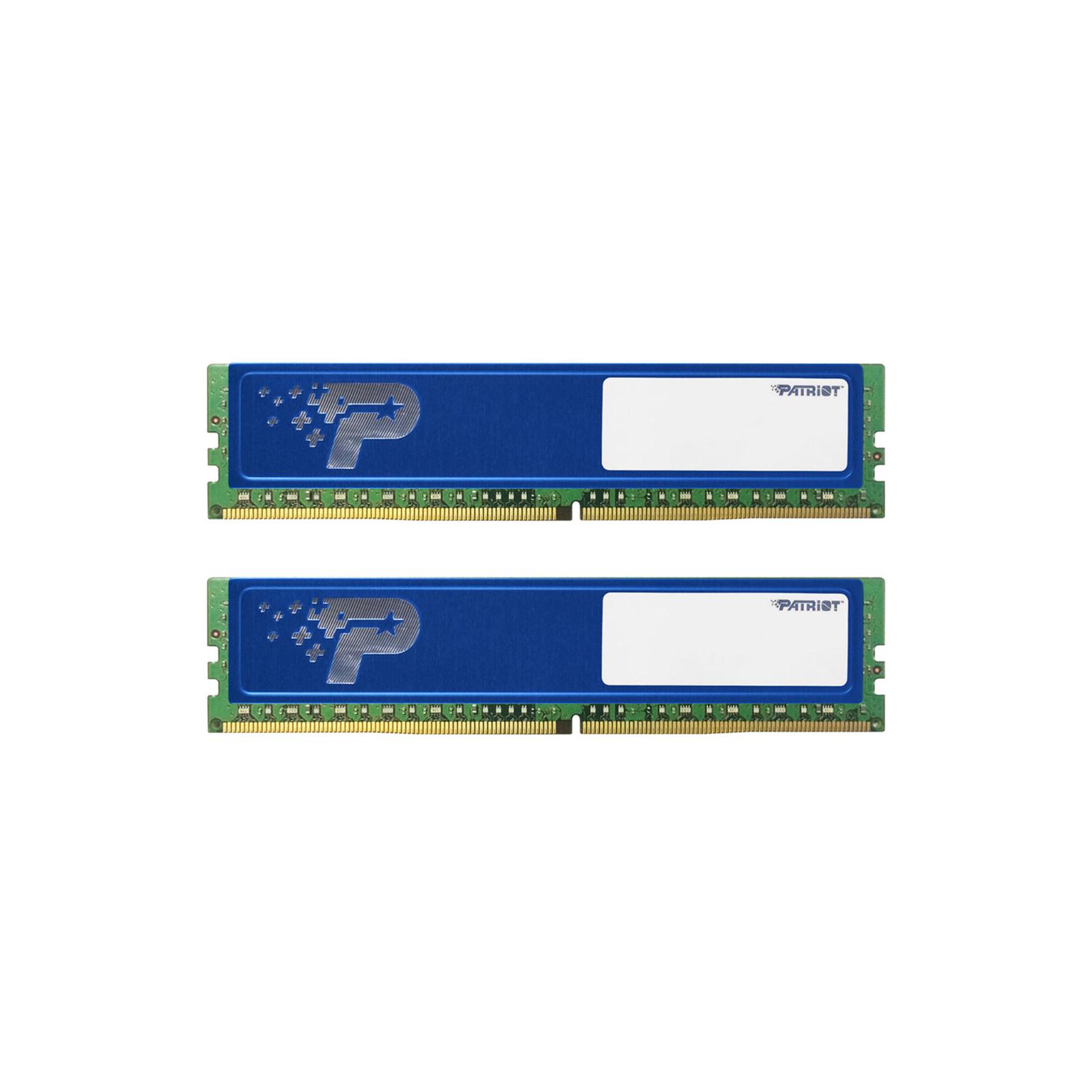 Модуль памяти для компьютера DDR4 8GB (2x4GB) 2133 MHz Patriot (PSD48G2133KH)
