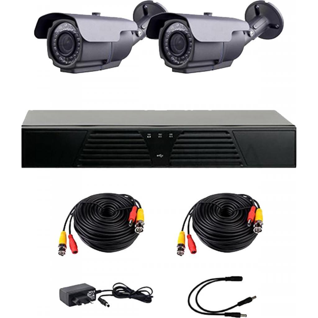 Комплект видеонаблюдения CoVi HVK-2004 AHD PRO KIT