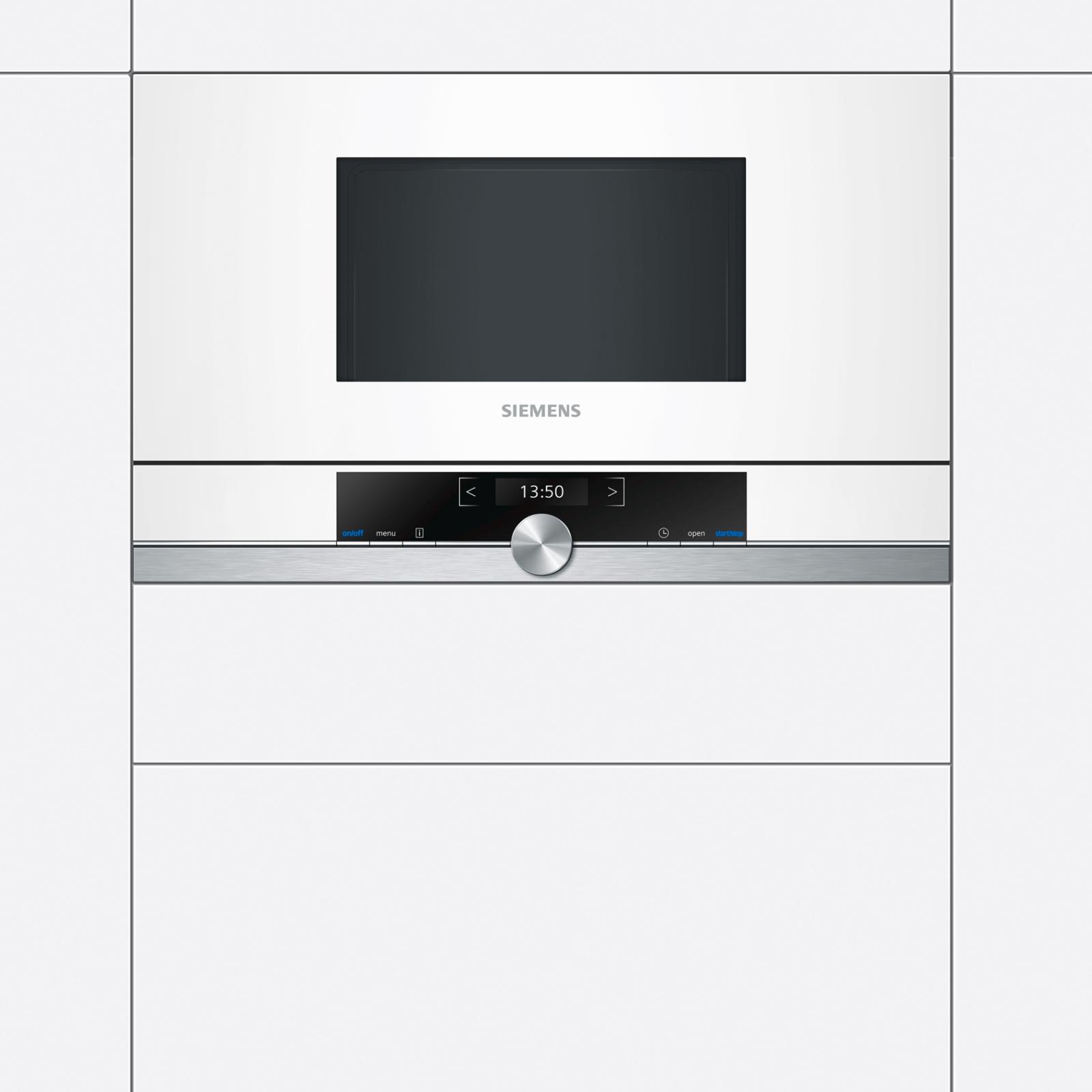 Микроволновая печь Siemens BF 634 RGW1 (BF634RGW1) изображение 3