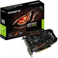 Видеокарта GIGABYTE GeForce GTX1050 2048Mb OC (GV-N1050OC-2GD)