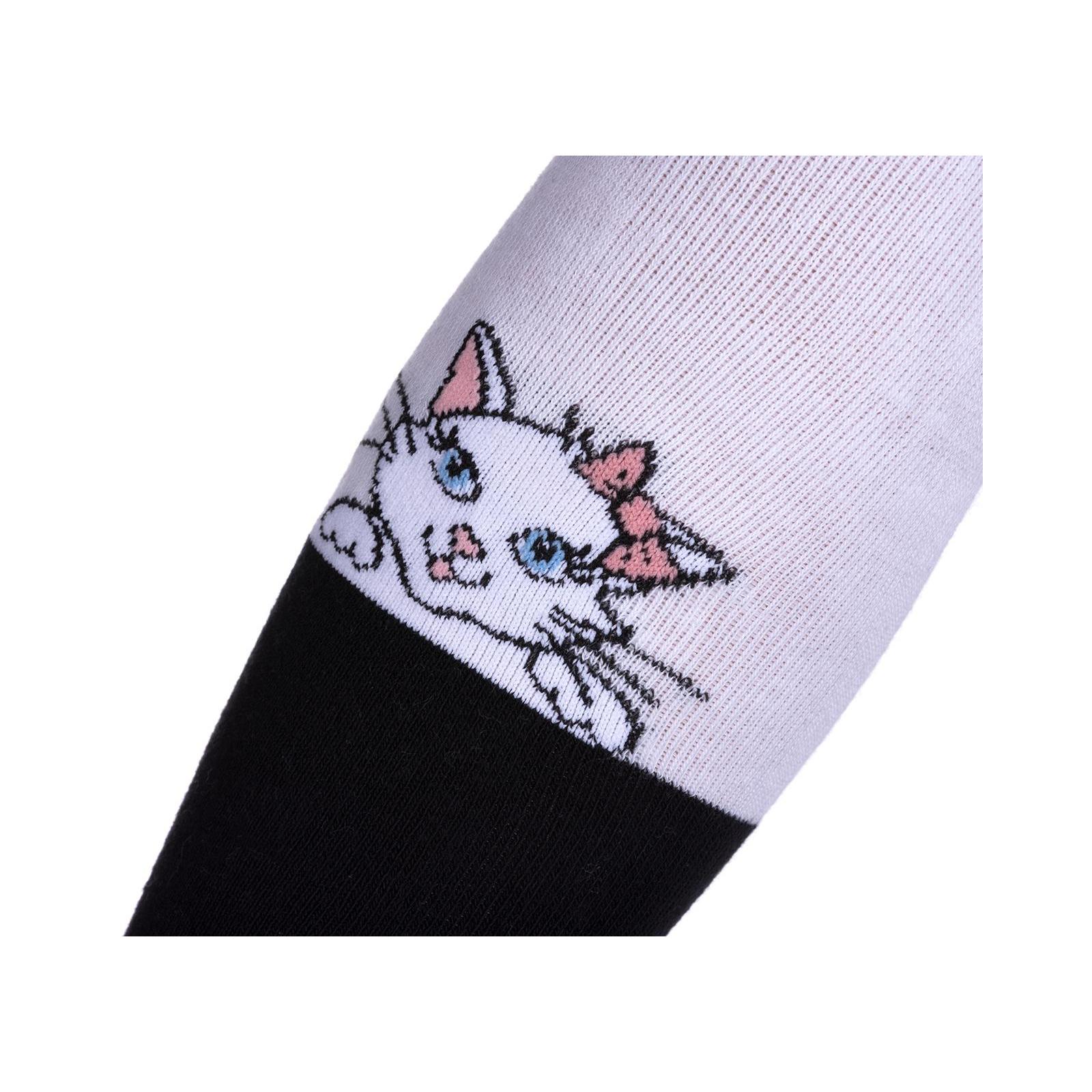 Колготки UCS Socks с котиками (M0C0301-1196-98G-white) изображение 5