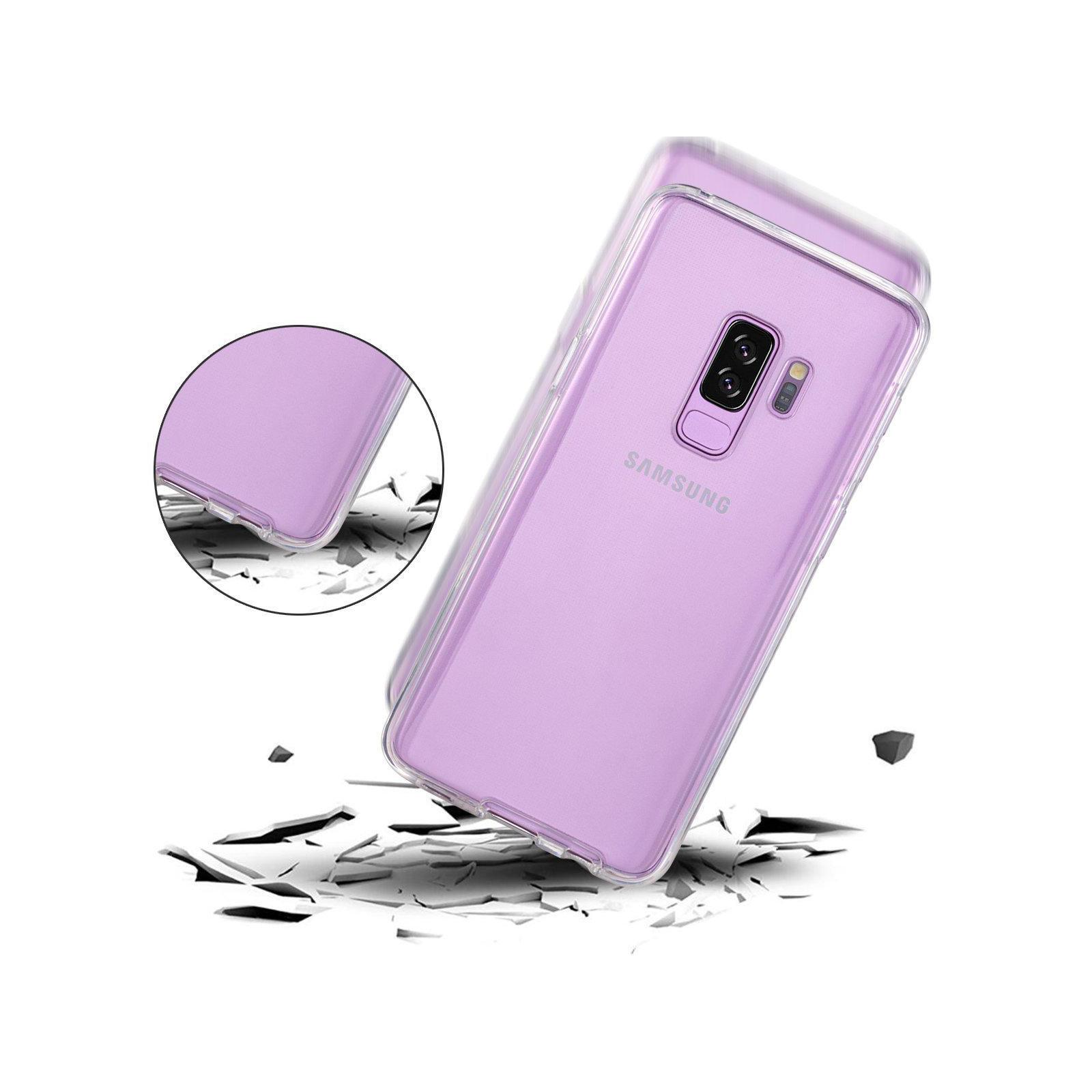 Чехол для моб. телефона Laudtec для SAMSUNG Galaxy S9 Plus Clear tpu (Transperent) (LC-GS9PB) изображение 12