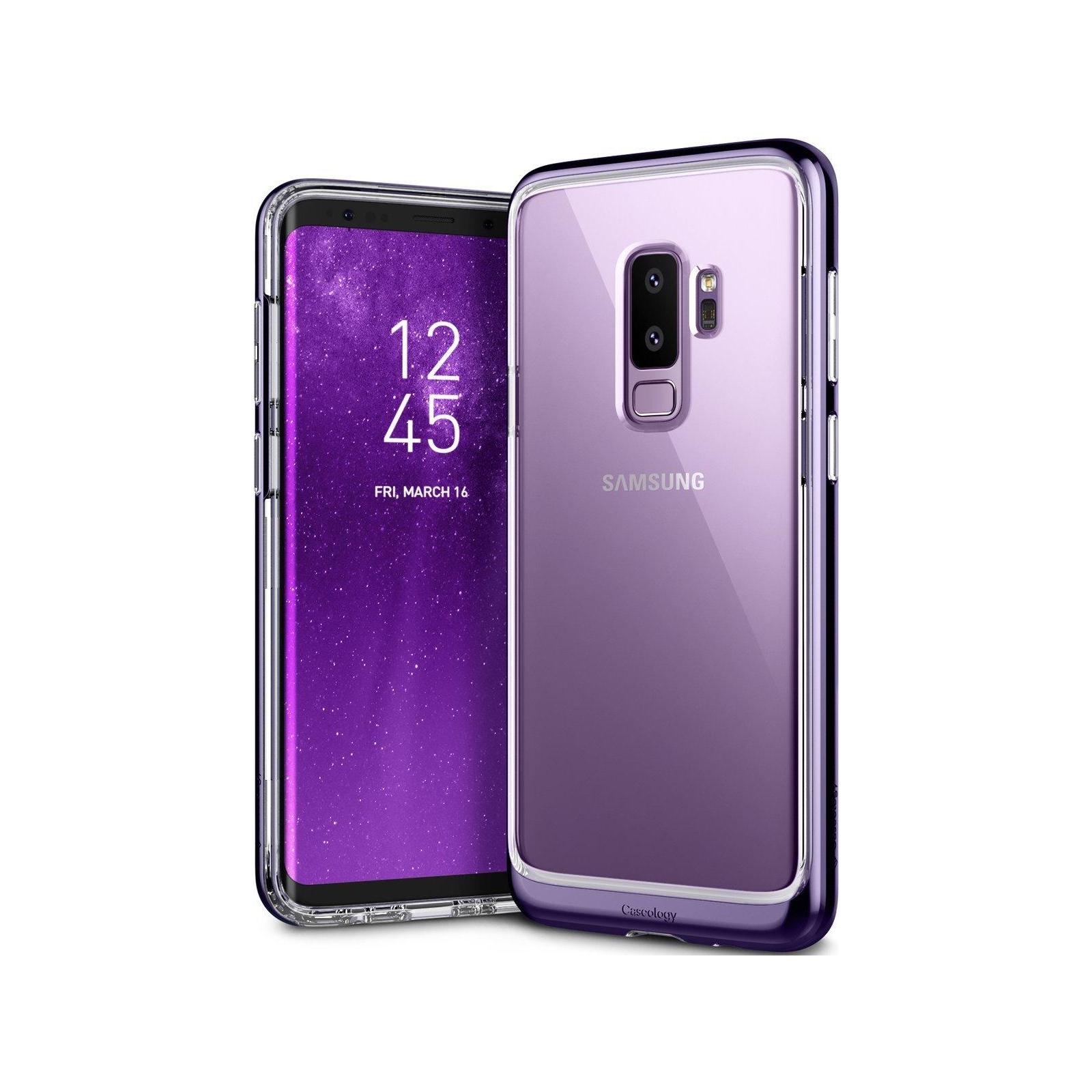 Чехол для моб. телефона Laudtec для SAMSUNG Galaxy S9 Plus Clear tpu (Transperent) (LC-GS9PB) изображение 2