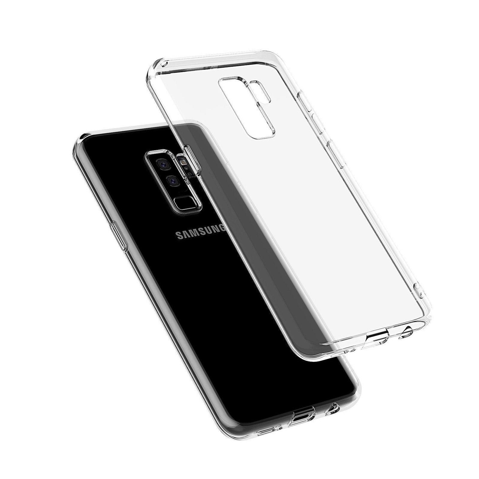 Чехол для моб. телефона Laudtec для SAMSUNG Galaxy S9 Plus Clear tpu (Transperent) (LC-GS9PB) изображение 4