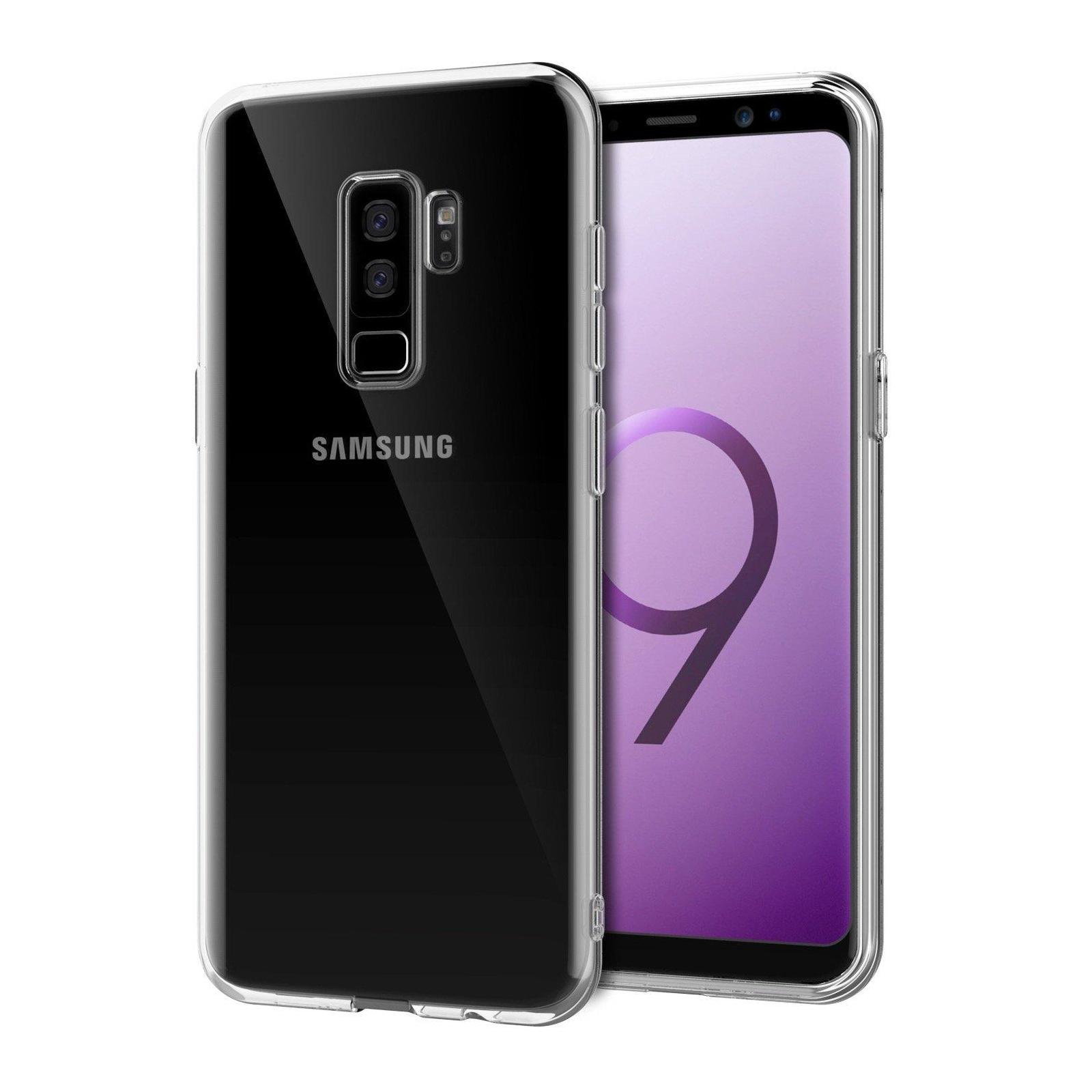 Чехол для моб. телефона Laudtec для SAMSUNG Galaxy S9 Plus Clear tpu (Transperent) (LC-GS9PB) изображение 7