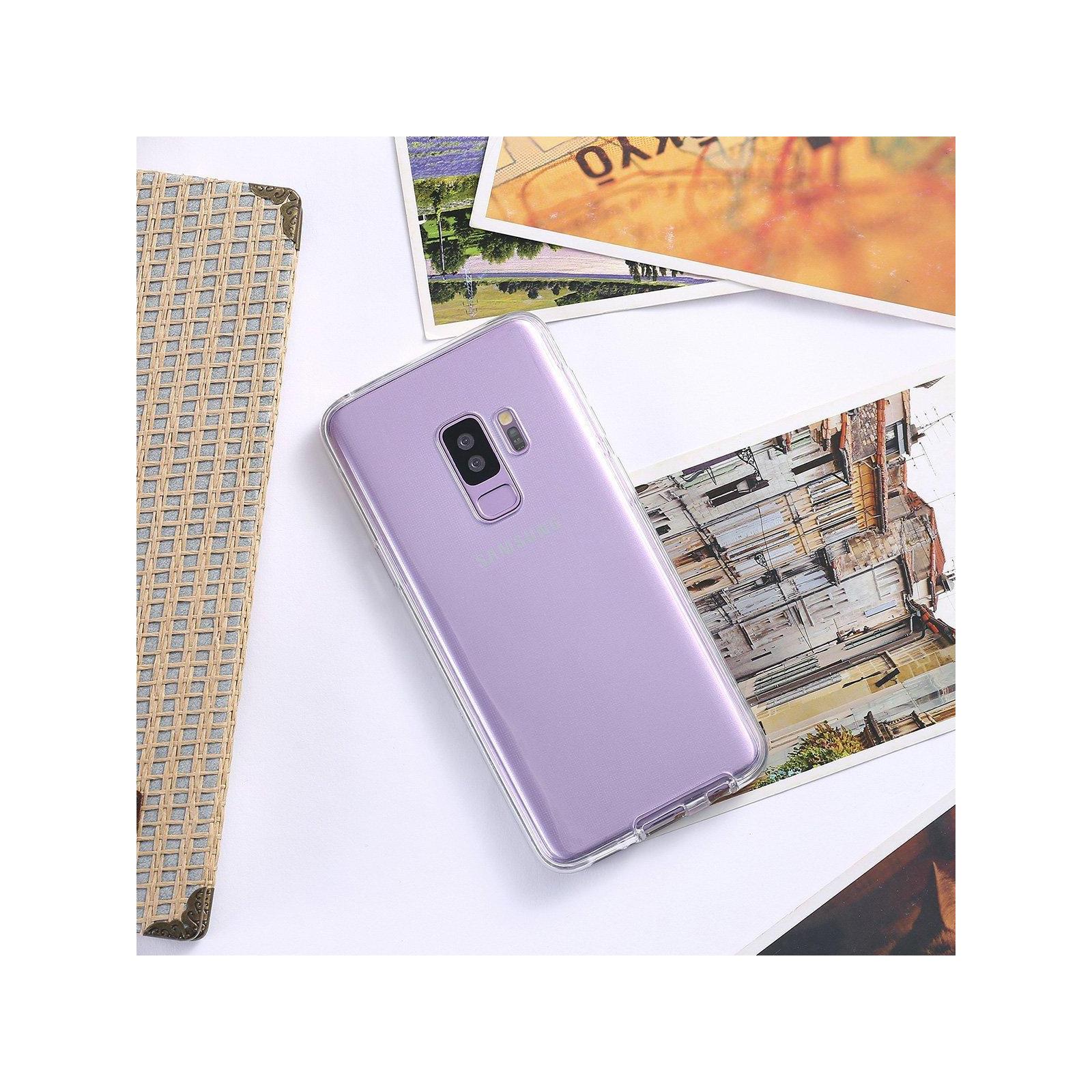 Чехол для моб. телефона Laudtec для SAMSUNG Galaxy S9 Plus Clear tpu (Transperent) (LC-GS9PB) изображение 8