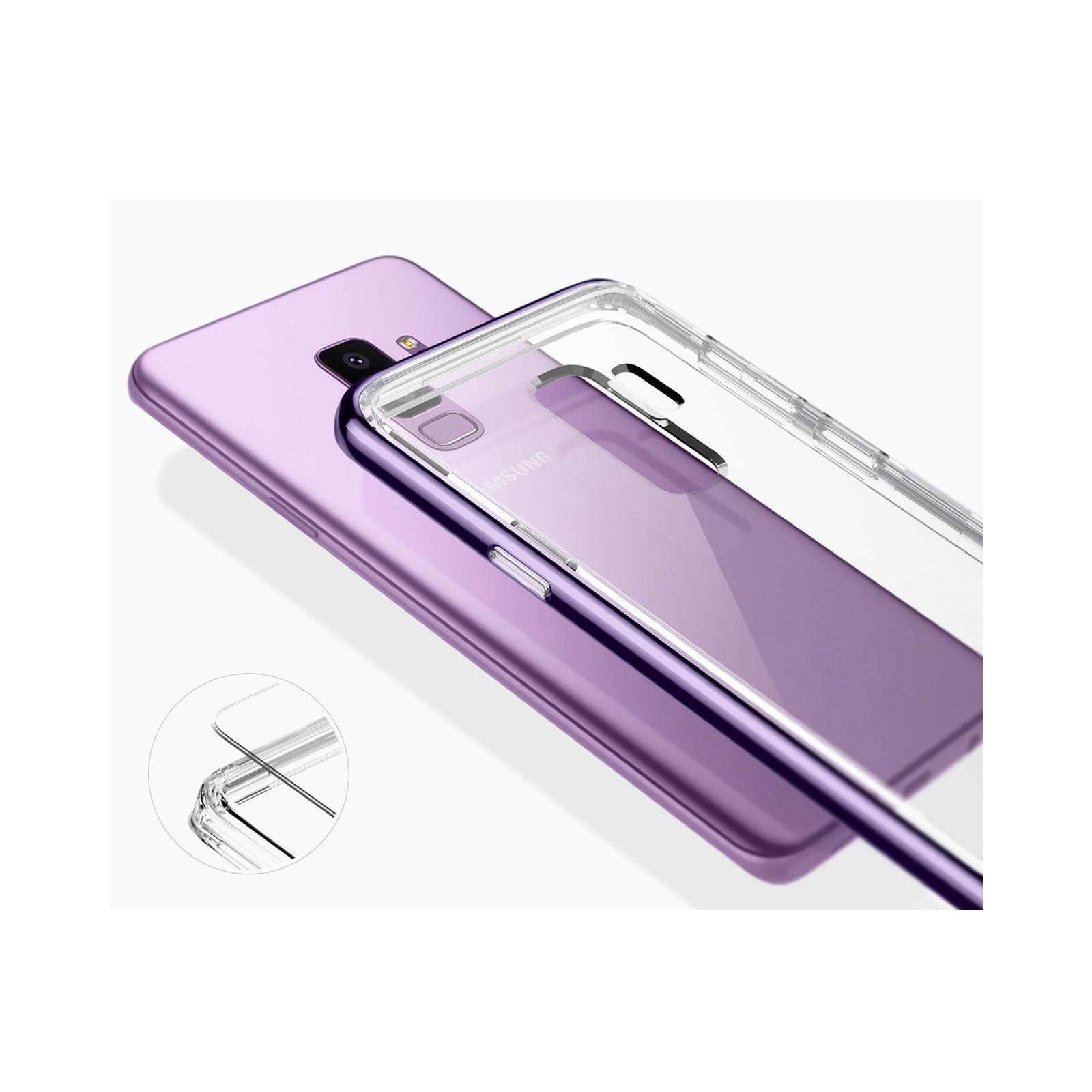 Чехол для моб. телефона Laudtec для SAMSUNG Galaxy S9 Plus Clear tpu (Transperent) (LC-GS9PB) изображение 9