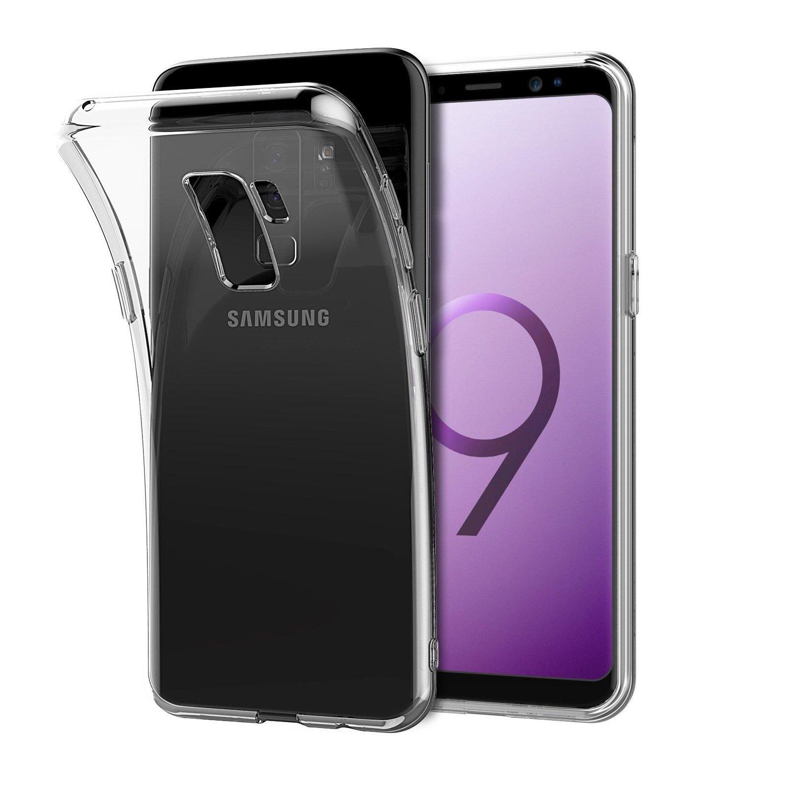 Чехол для моб. телефона Laudtec для SAMSUNG Galaxy S9 Plus Clear tpu (Transperent) (LC-GS9PB)
