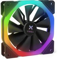 Кулер для корпуса Vinga RGB fan-06
