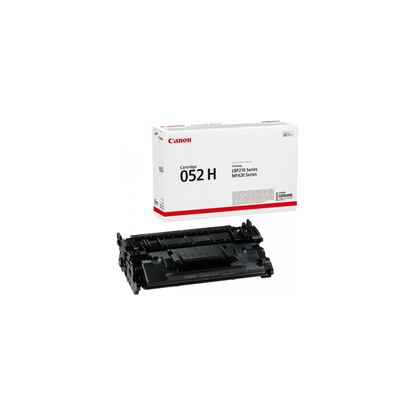 Картридж Canon 052H Black 9K (2200C002)