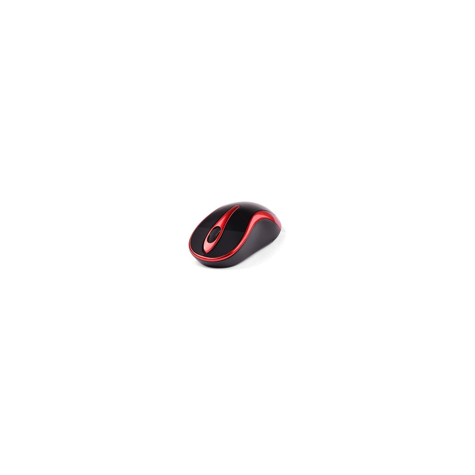 Мышка A4tech G3-280N Black-Red изображение 2