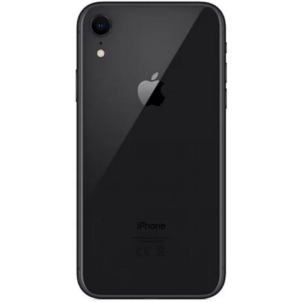 Мобильный телефон Apple iPhone XR 128Gb Black (MRY92FS/A) изображение 2