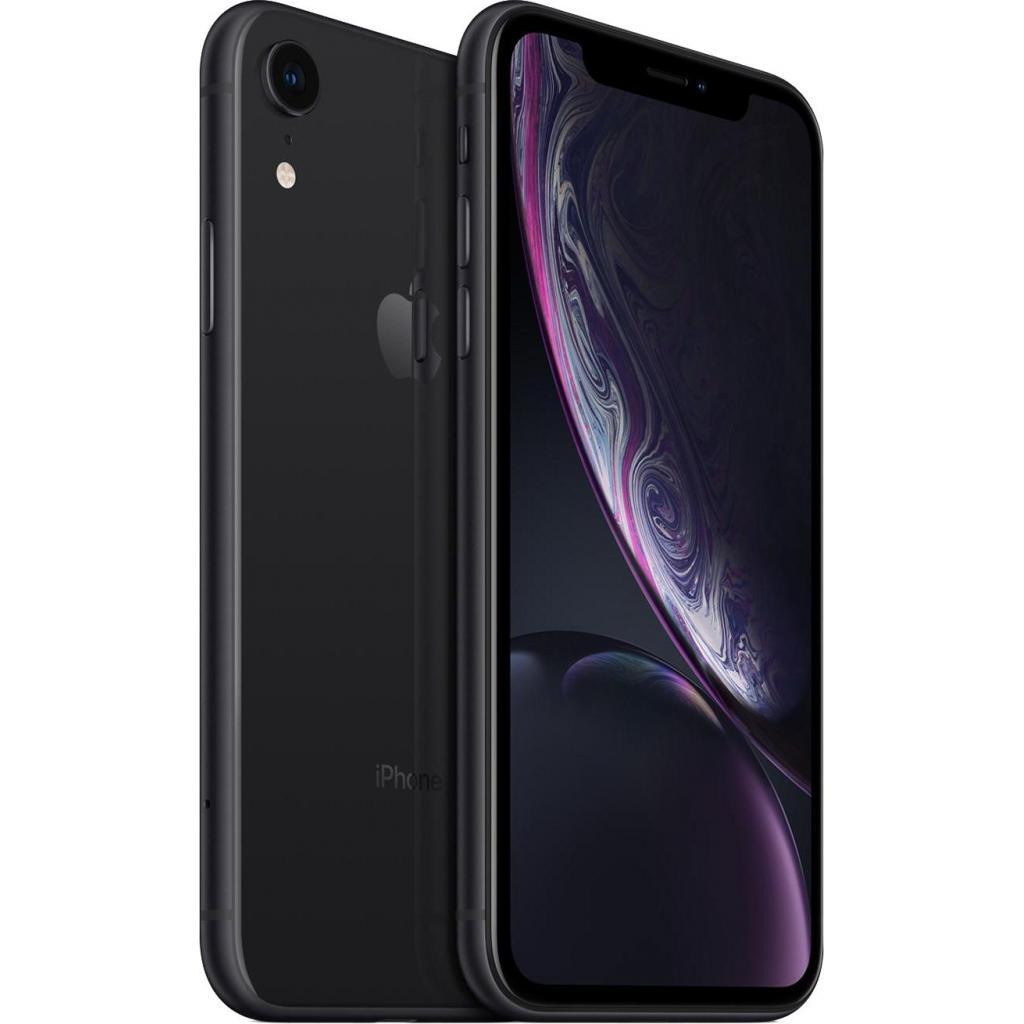 Мобильный телефон Apple iPhone XR 128Gb Black (MRY92FS/A) изображение 4
