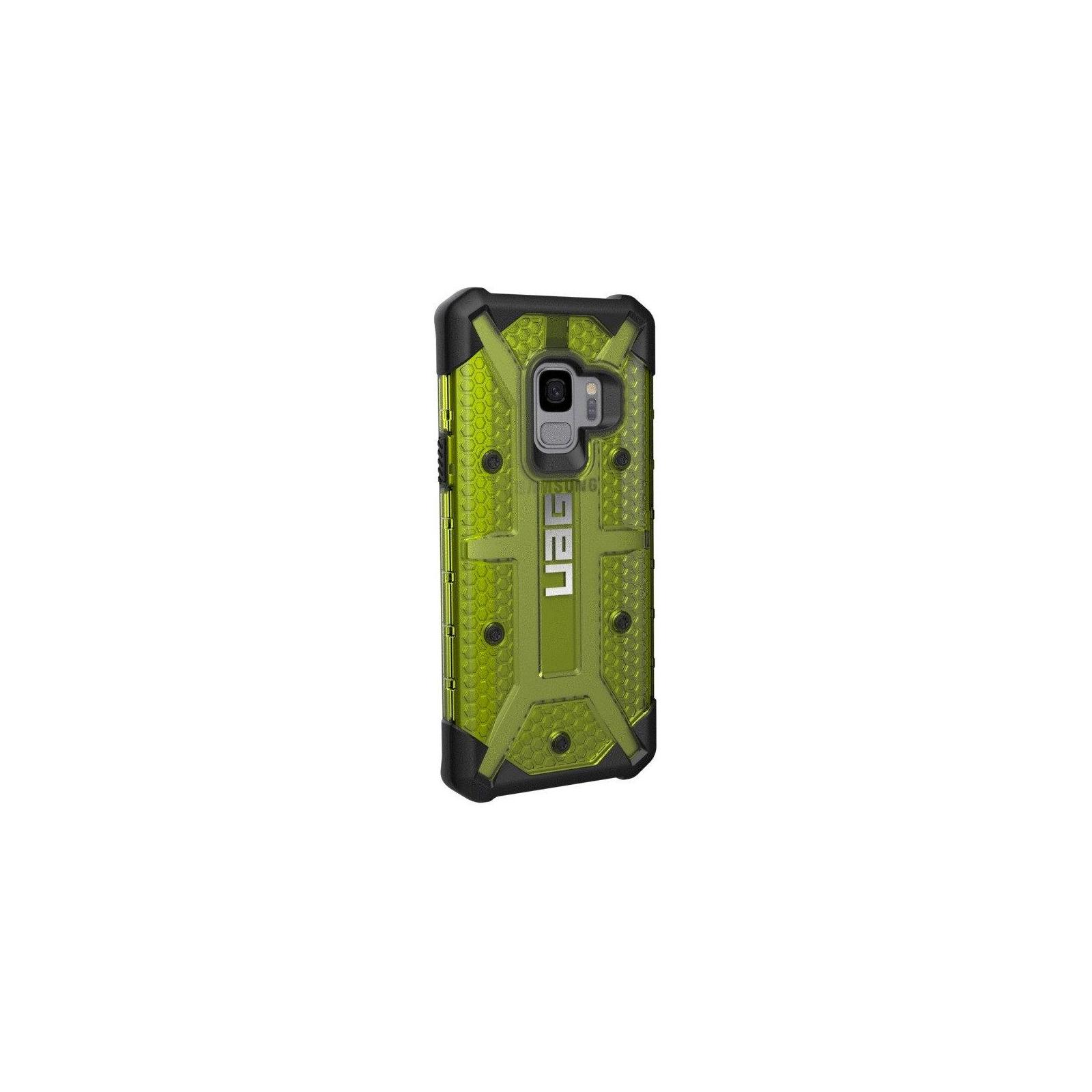 Чехол для моб. телефона Urban Armor Gear Galaxy S9 Plasma Citron (GLXS9-L-CT) изображение 3