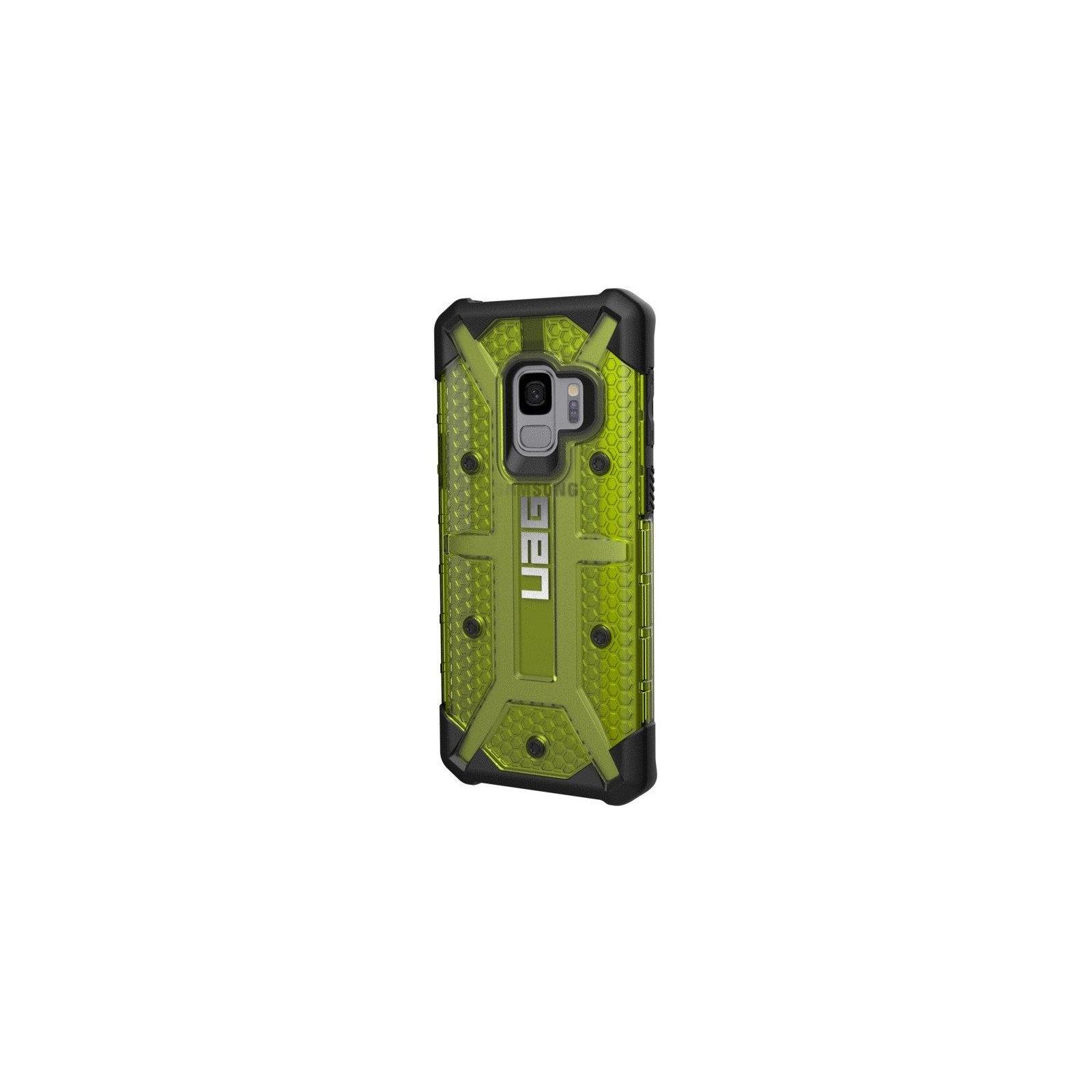 Чехол для моб. телефона Urban Armor Gear Galaxy S9 Plasma Citron (GLXS9-L-CT) изображение 4
