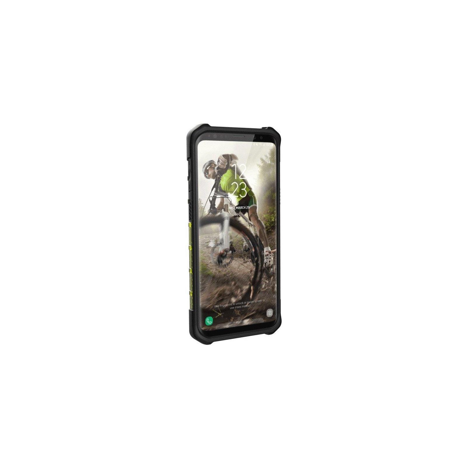 Чехол для моб. телефона Urban Armor Gear Galaxy S9 Plasma Citron (GLXS9-L-CT) изображение 5