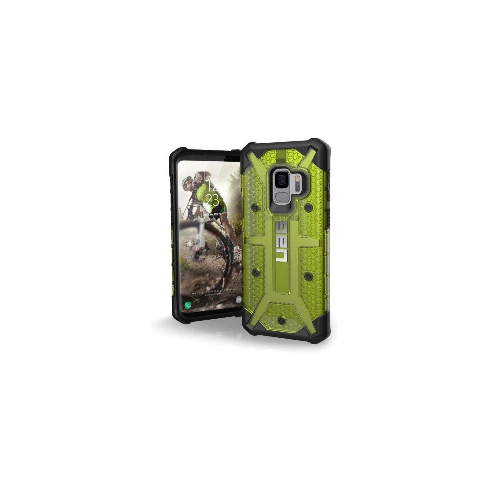Чехол для моб. телефона Urban Armor Gear Galaxy S9 Plasma Citron (GLXS9-L-CT) изображение 6