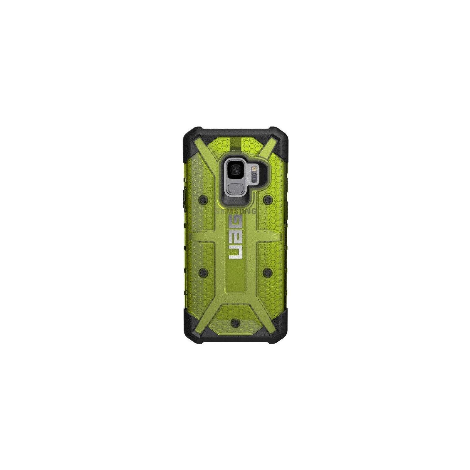 Чехол для моб. телефона Urban Armor Gear Galaxy S9 Plasma Citron (GLXS9-L-CT)