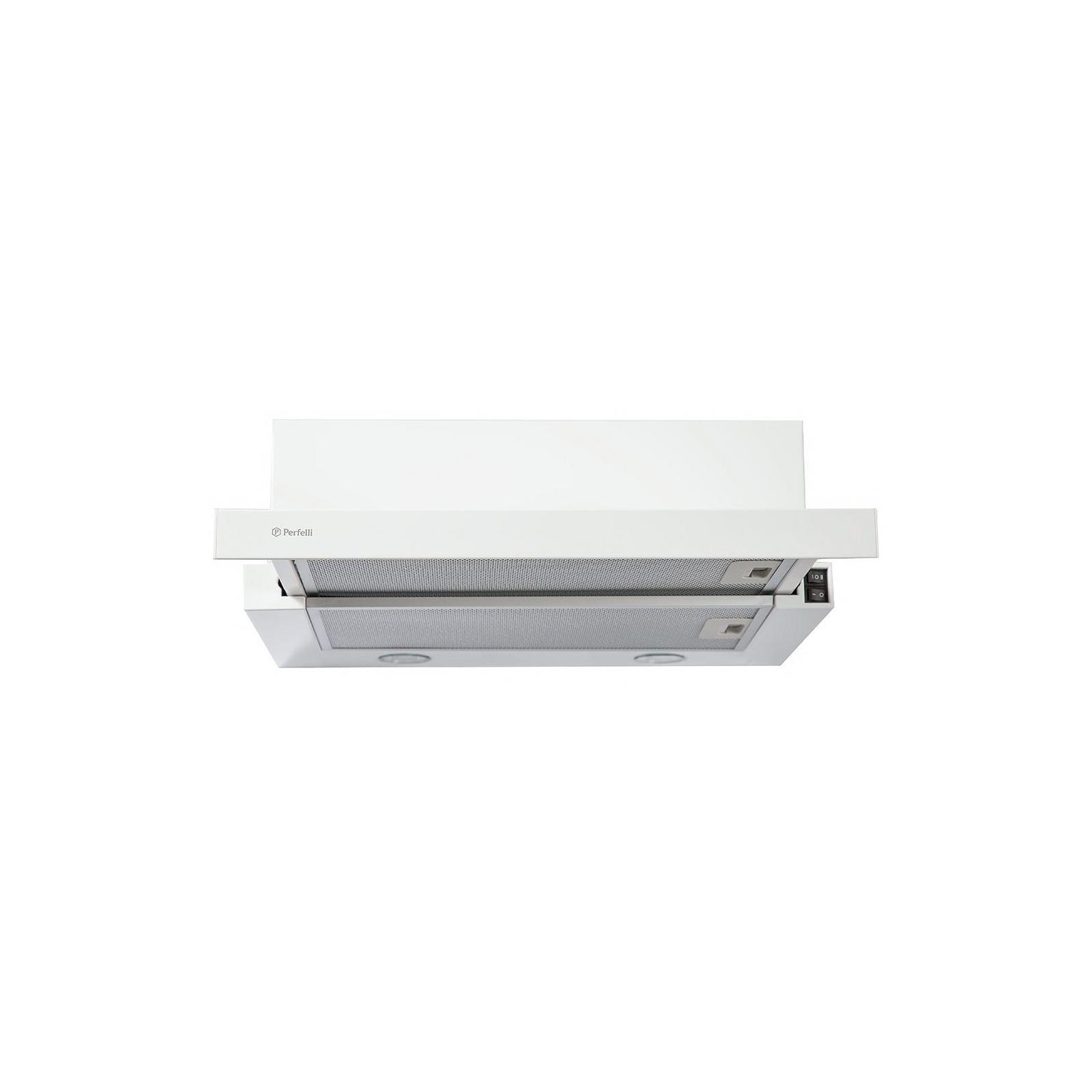 Вытяжка кухонная Perfelli TL 6112 IV LED