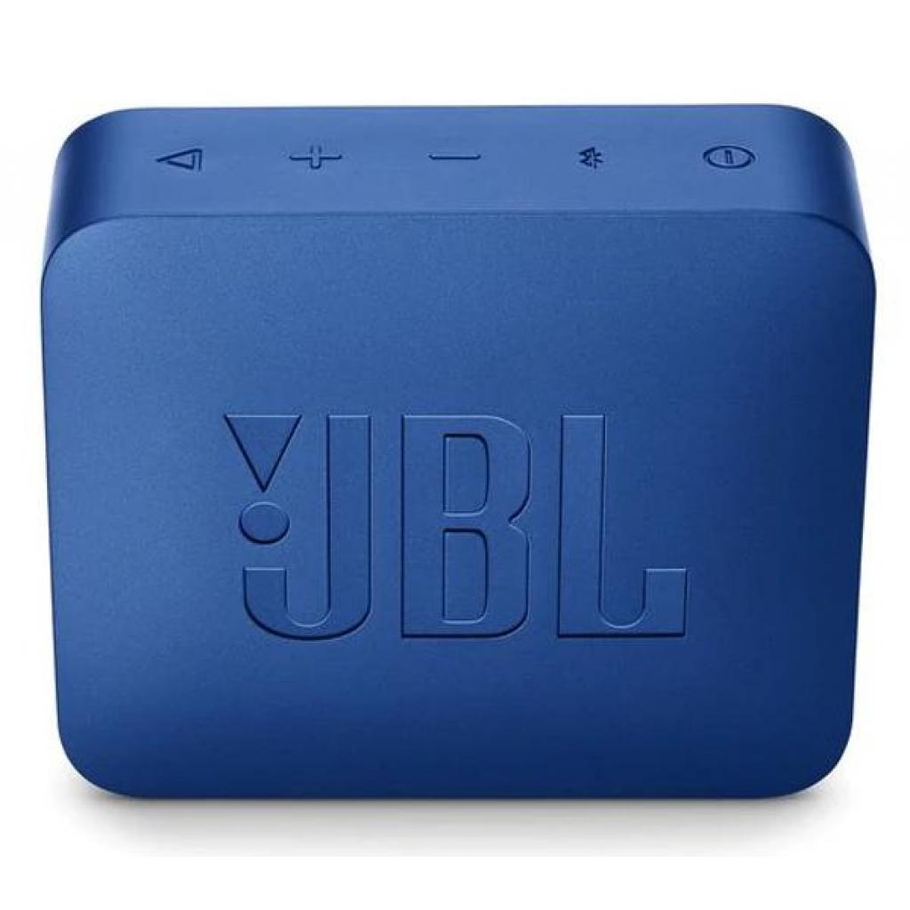Акустическая система JBL GO 2 Blue (JBLGO2BLU) изображение 2