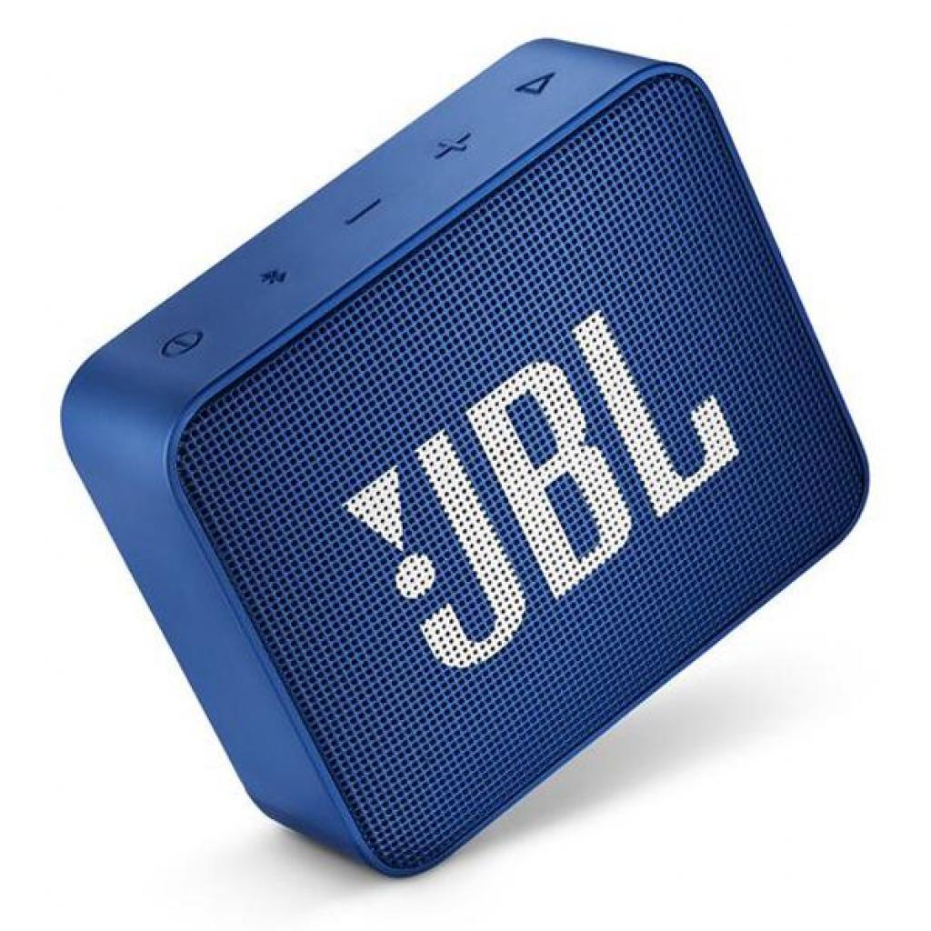 Акустическая система JBL GO 2 Blue (JBLGO2BLU) изображение 5